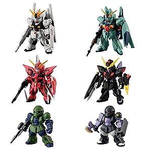 FW GUNDAM CONVERGE 21 【全6種フルセット (フルコンプ)】 ※10個入りのBOX販売ではありません。 食玩・ガム (ガンダムシリーズ)