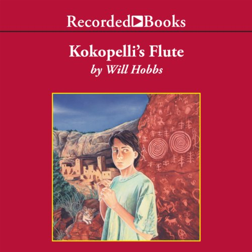 Kokopelli's Flute audiobook cover art