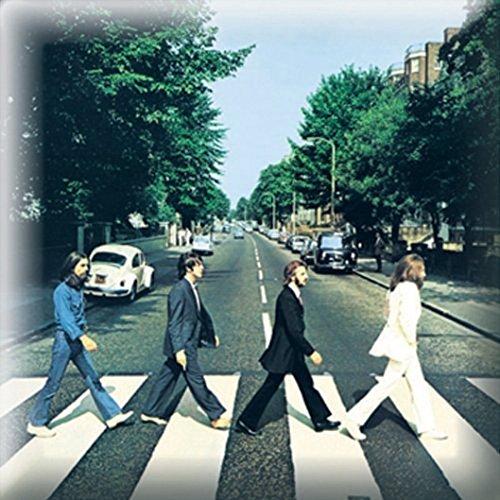 Abbey Road Album Pim Badge
