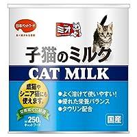 ミオ 子猫のミルク 250g×6缶