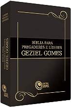 Bíblia Para Pregadores e Líderes. Preta