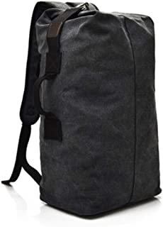 Large Capacity Rucksack Man Travel Bag Mountaineering Backpack Male Luggage Canvas Bucket Shoulder Bags