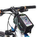 MXBIN 016-5 de la Pantalla táctil de la Bici Bolsa for 6.0 '' Impermeable Bolso del Tubo de la Bicicleta de Ciclo del Camino de teléfono Herramienta de reparación de Piezas de Accesorios