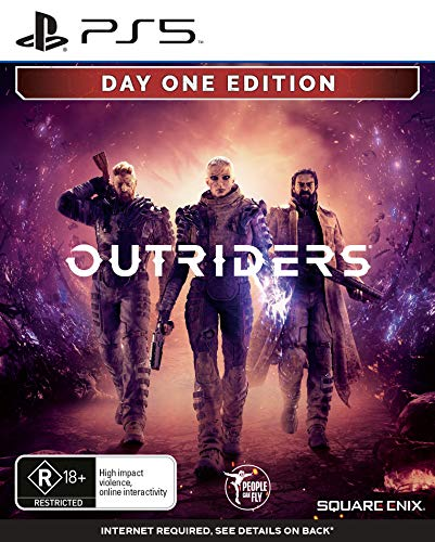 Outriders Day One Edition - PlayStation 5