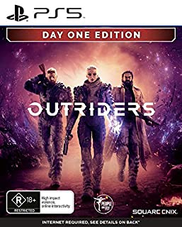 Outriders Day One Edition - PlayStation 5 (B08LLRP8Z2) | Amazon price tracker / tracking, Amazon price history charts, Amazon price watches, Amazon price drop alerts