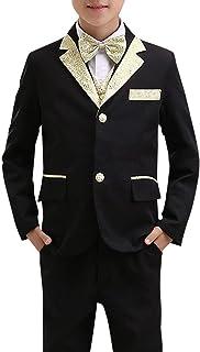 男の子 フォーマル テールコート子供スーツ ギッズ服 演出服 燕尾服
