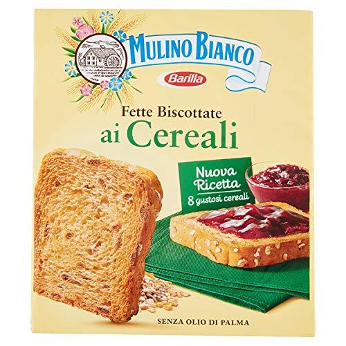 Mulino Bianco Fette Biscottate le Cereali, 315g