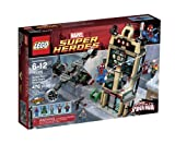 LEGO Super Heroes Daily Bugle Showdown 76005