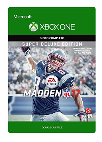 Madden NFL 17: Super Deluxe   Xbox One - Codice download