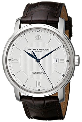 Baume & Mercier, orologio automatico da polso per uomo Classima 8731