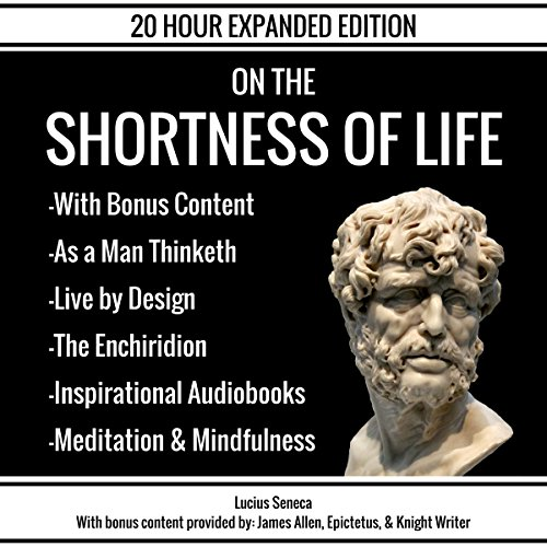 On the Shortness of Life & Bonus Content audiobook cover art