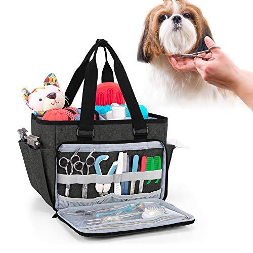 YARWO Dog Grooming Tote Bag