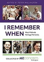I Remember When: West Midlands Heritage Memories