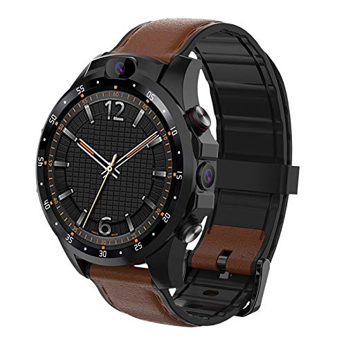 Smart Watch V9 3G + 32G Schermo IPS da 1,6 Pollici IP67 Vita Impermeabile 4G Smart Watch, Supporto per Il monitoraggio della frequenza cardiaca Notifica del Messaggio telefonata telefonata DOP