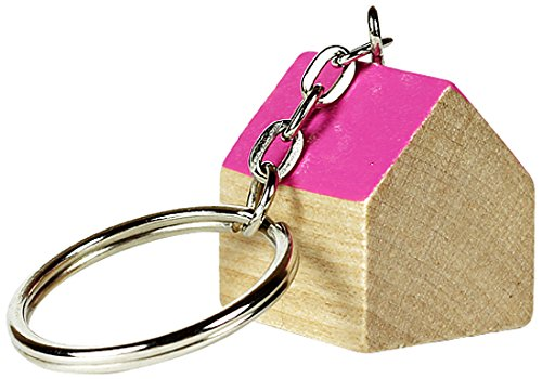 Doiy Sweet Home Neon Pink - Llavero