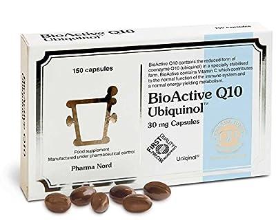 Pharma Nord BioActive Q10 Uniqinol 30mg 150 Capsules by CLFDI