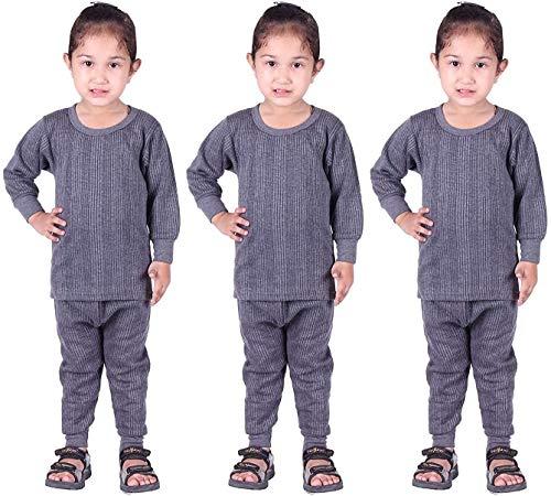 Unix - Baby (Unisex) Thermal Winter Wear Suit Top & Pajama...