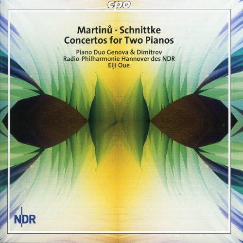 Piano Duo Genova & Dimitrov