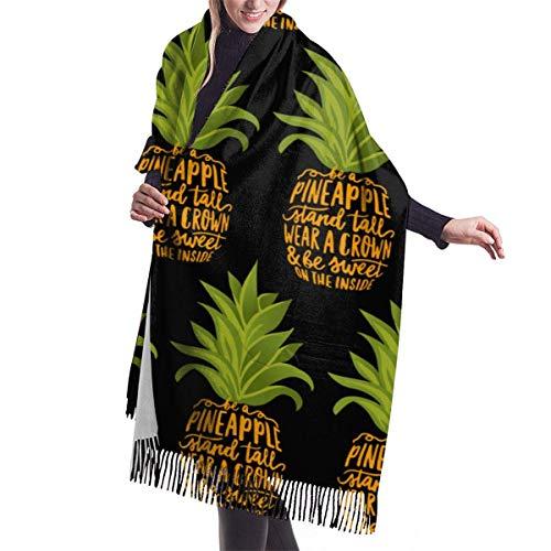 Fendy-Shop Casual Mujer invierno primavera Bufanda Adulto Se