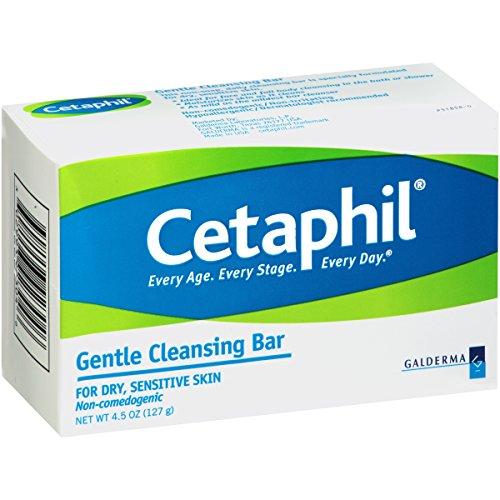 Cetaphil Gentle Cleansing Bar Antibacterial