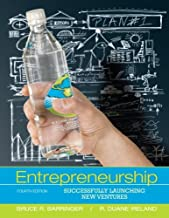 By Bruce R. Barringer - Entrepreneurship: Successfully Launching New Ventures (4th Editio (4th Edition) (2011-11-11) [Hardcover]