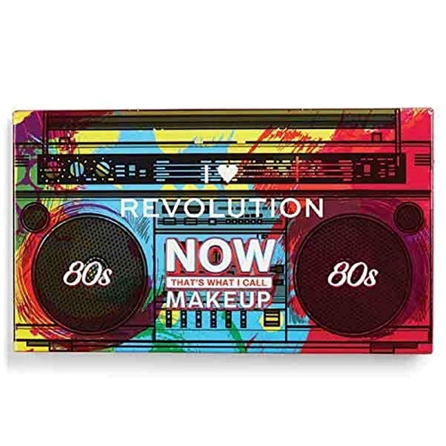 クライストチャーチメーター固体[I Heart Revolution ] 私の心の革命は今、それは私がメイク80年代を呼びました - I Heart Revolution NOW That's What I Call Makeup 80's [並行輸入品]