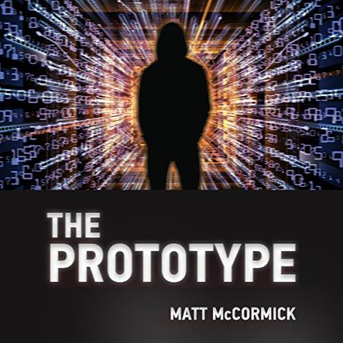 The Prototype audiobook cover art