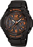G-Shock Tough Solar Gravity Defier Black Dial Men's watch #G-1200B-1A