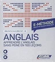 Coffret E-Methode l' Anglais sans peine - download edition - pc/mac [ British English for French speakers ]