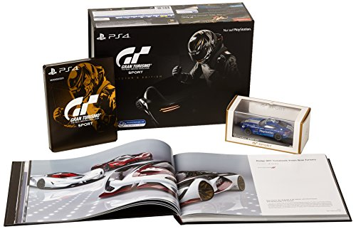Gran Turismo Sport - Collector's Edition - [PlayStation 4]