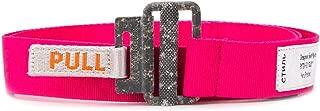 Luxury Fashion   Heron Preston Womens HWRB006R2094003028C1 Fuchsia Belt   Spring Summer 20