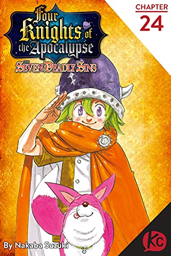The Seven Deadly Sins: Four Knights of the Apocalypse #24 (English Edition)