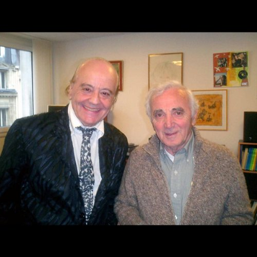 In Confidence with...Charles Aznavour audiobook cover art