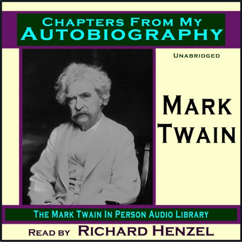 Chapters from My Autobiography audiobook cover art