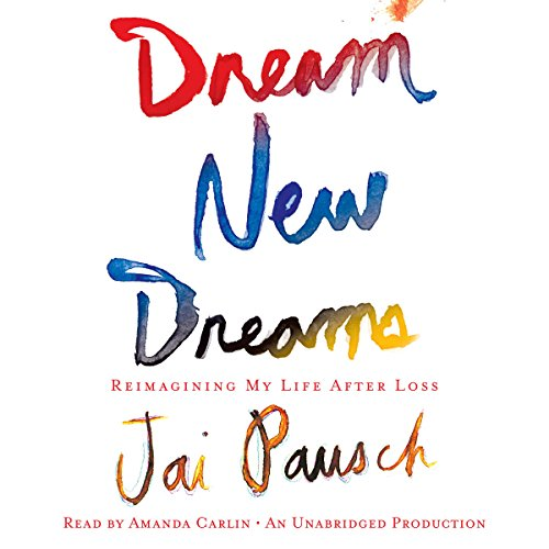 Dream New Dreams audiobook cover art