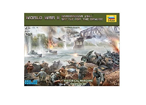 Zvezda 500786177 - Brettspiel, Battle for Danube