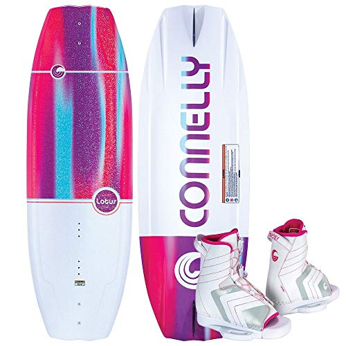 CWB Connelly 134 Lotus Wakeboard with Optima Boots Womens
