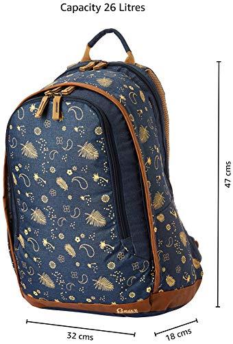 Gear Triumph Backpack Navy Blue-Beige (BKPTRMP520522)