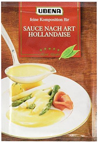 Ubena Sauce Hollandaise, 4er Pack (4 x 40 g)