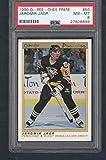 PSA 8 1990 Opeechee OPC Premier NHL Hockey Card Jaromir Jagr Rookie Card #50 Pittsburgh Penguins. rookie card picture