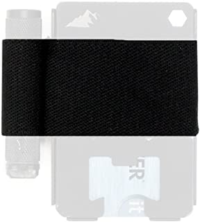 Elastic Band Replacement for Minimalist Ranger Wallet by Rugged Material
