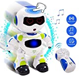 HANMUN Smart RC Robot Toy for Kids - Remote Control Intelligent Programmable Robot