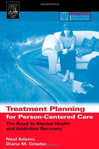 By Neal Adams - Treatment Planning For Person-Centered Care: 1st (first) Edition