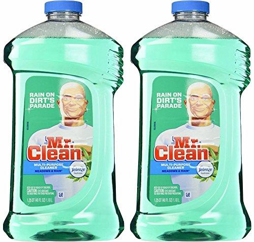 Mr. Clean Febreze Freshness Meadows & Rain Multi-Surface Cleaner