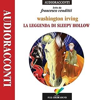 La leggenda di Sleepy Hollow copertina