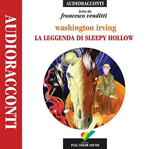 La leggenda di Sleepy Hollow cover art
