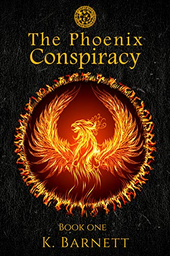The Phoenix Conspiracy by K. Barnett ebook deal