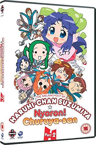 The Melancholy of Haruhi-Chan Suzumiya & Nyoron Churuya-San Collection 2 [Edizione: Regno Unito] [Import]