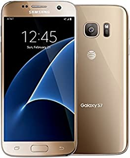 Samsung Galaxy S7 G930A 32GB AT&T Unlocked GSM - Gold