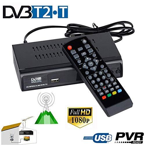 sat-receiver mit festplattenrecorder Intelligenter Digitaler Satelliten-TV-Receiver, ATSC Digital Converter Box Mit TV-Aufnahme, Media Player Und TV-Tuner-Funktion Für Alle Smart TV-Geräte